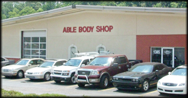 Able Auto Painting & Body Shop