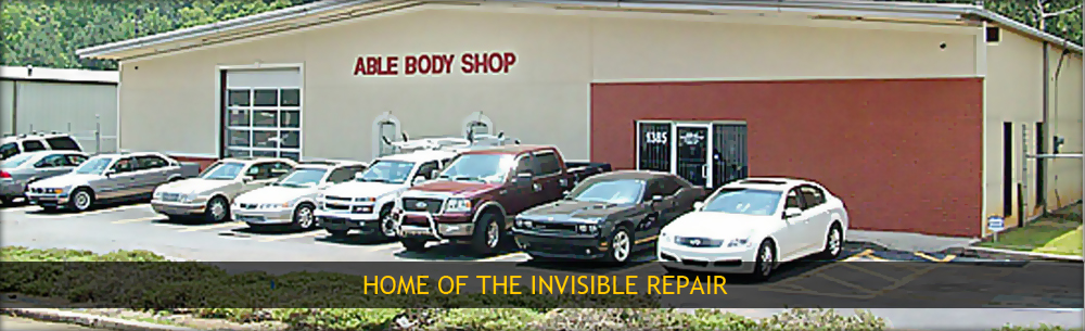 Able Body Shop