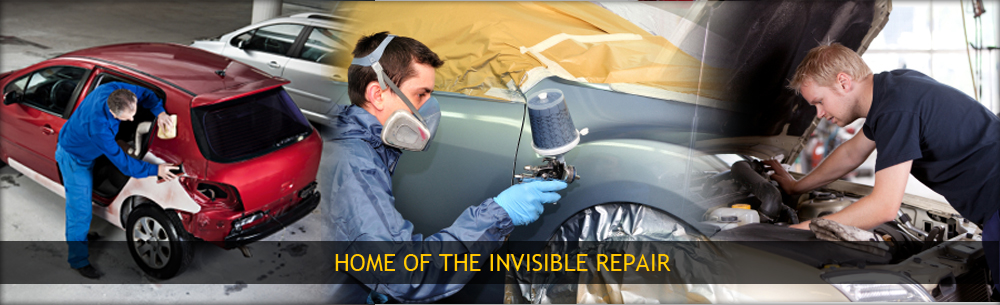 Home Of The Invisible Repair